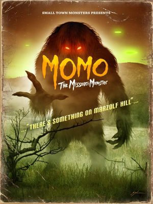momo the missouri monster large