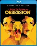 Obsession Blu Ray Cover