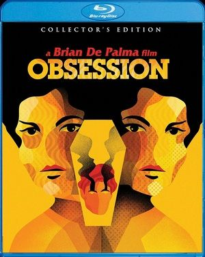 Obsession Blu Ray Poster