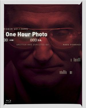 One Hour Photo Blu Ray Poster Large