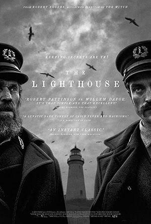 The Lighthouse Poster Large