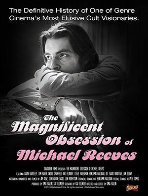 Magnificent Obsession Of Michael Reeves Poster Large
