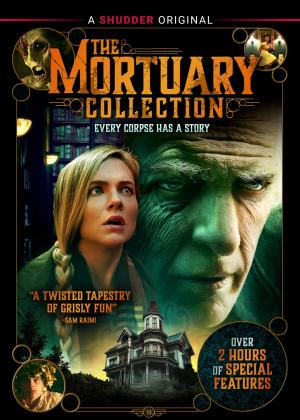 The Mortuary Collection Dvd Poster Large