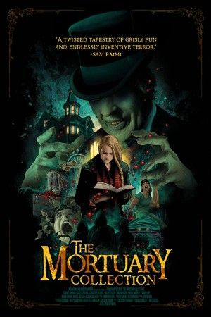 The Mortuary Collection Poster Large