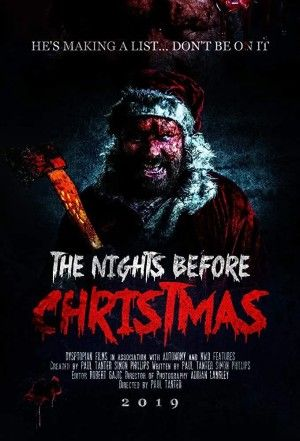The Nights Before Christmas Poster Large