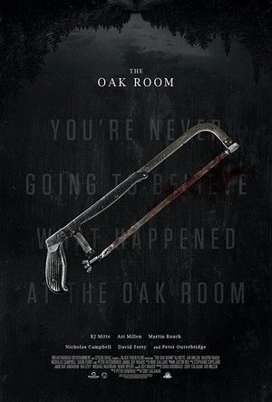 The Oak Room Poster Large