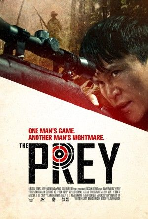 The Prey Poster Large