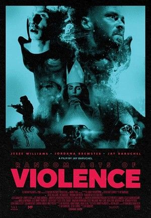 Random Acts Of Violence Poster Large