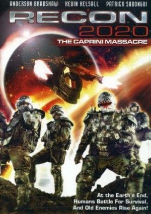 Recon 2020 The Caprini Massacre Dvd Large