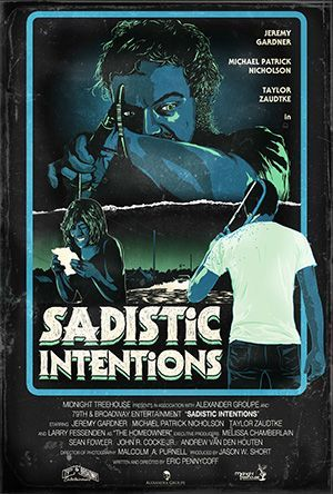 Sadistic Intentions Poster Large
