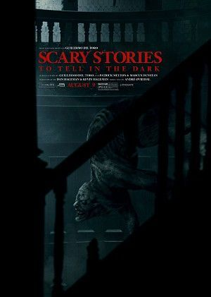 Scary Stories To Tell In The Dark Large