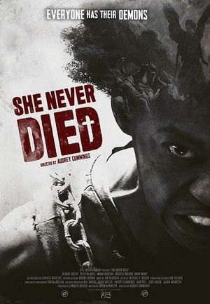 She Never Died Poster Large