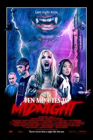 10 Minutes To Midnight Poster Large