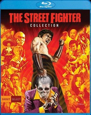 The Street Fighter Collection Blu Ray Large