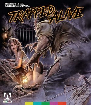 Trapped Alive Blu Ray Large