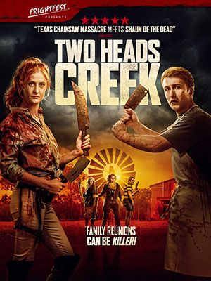 Two Heads Creek Uk Poster Large