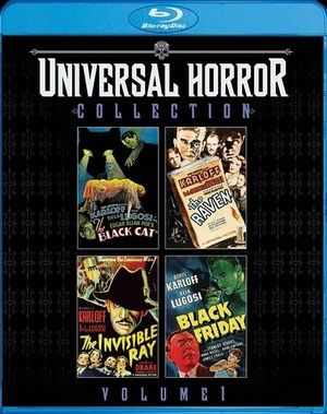 Universal Horror Collection Volume 1 Large