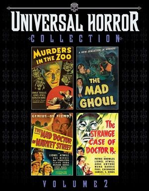 Universal Horror Collection Volume 2 Large