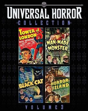 Universal Horror Collection Volume 3 Large