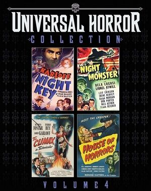 Universal Horror Collection Volume 4 Large