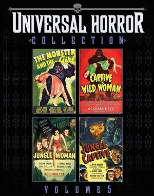 Universal Horror Collection Volume 5 Large