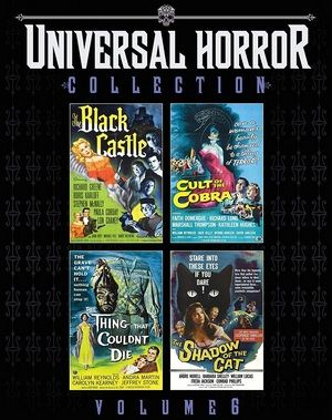 Universal Horror Collection Volume 6 Large