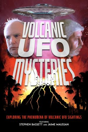 Volcanic Ufo Mysteries Poster Large