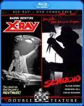 X Ray Schizoid Double Feature Small