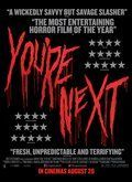 Youre Next Poster Small