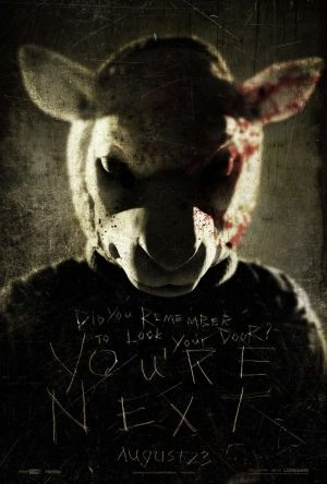 Youre Next Us Poster