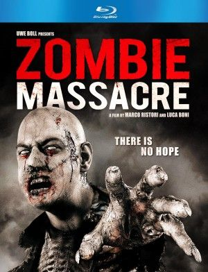 Zombie Massacre Large
