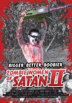 Zombie Women Of Satan 2 Large