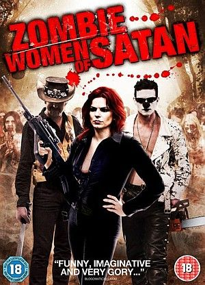 Zombie Women Of Satan Large