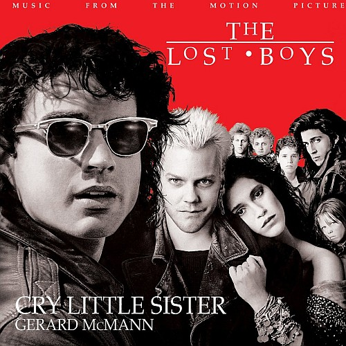 The Lost Boys 7 Inch Large