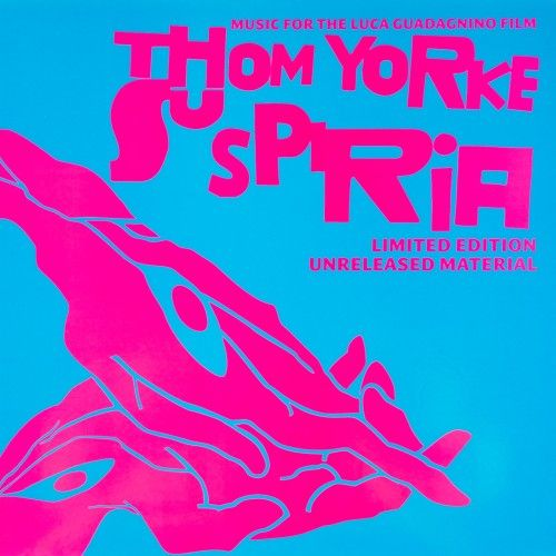 Suspiria Limited Edition Unreleased Material Thom Yorke Large