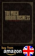 Too Much Horror Business Amazon Uk