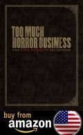 Too Much Horror Business Amazon Us