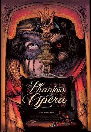 Phantom Of The Opera Large
