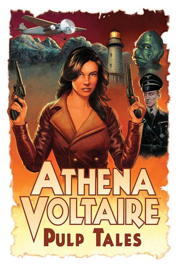 Athena Voltaire Pulp Tales 00