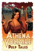 Athena Voltaire Pulp Tales Cover