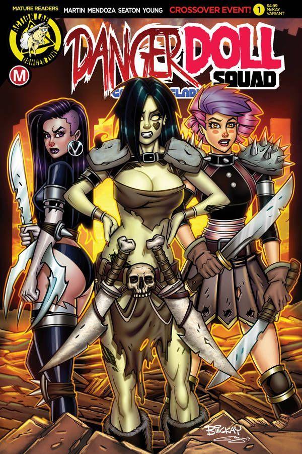 Danger Doll Squad Vol 2 06