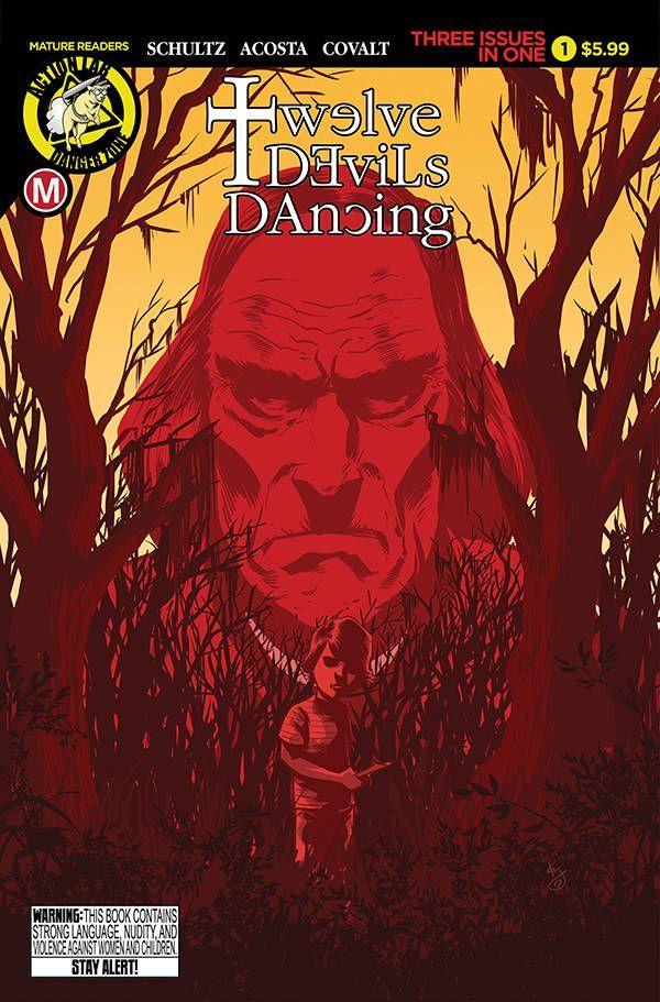 Twelve Devils Dancing 1 00