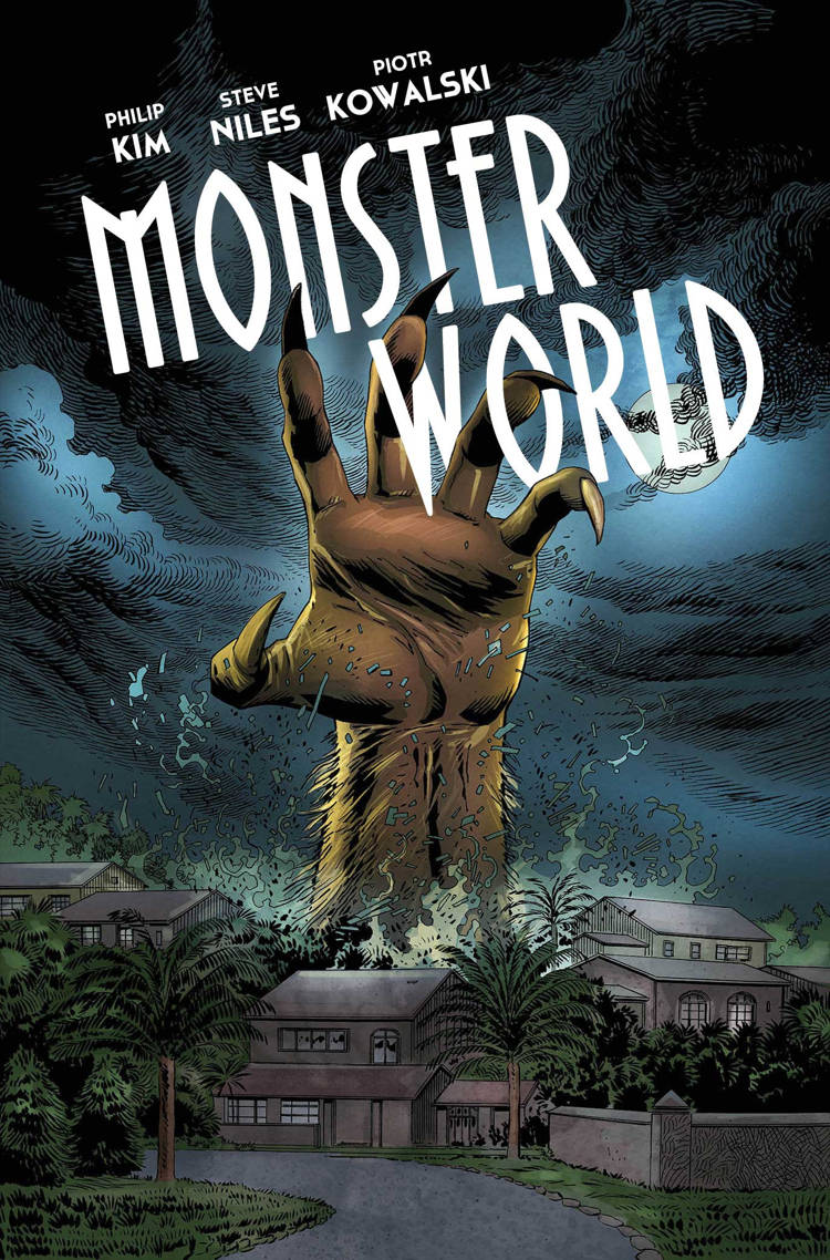 Monster World 2 00