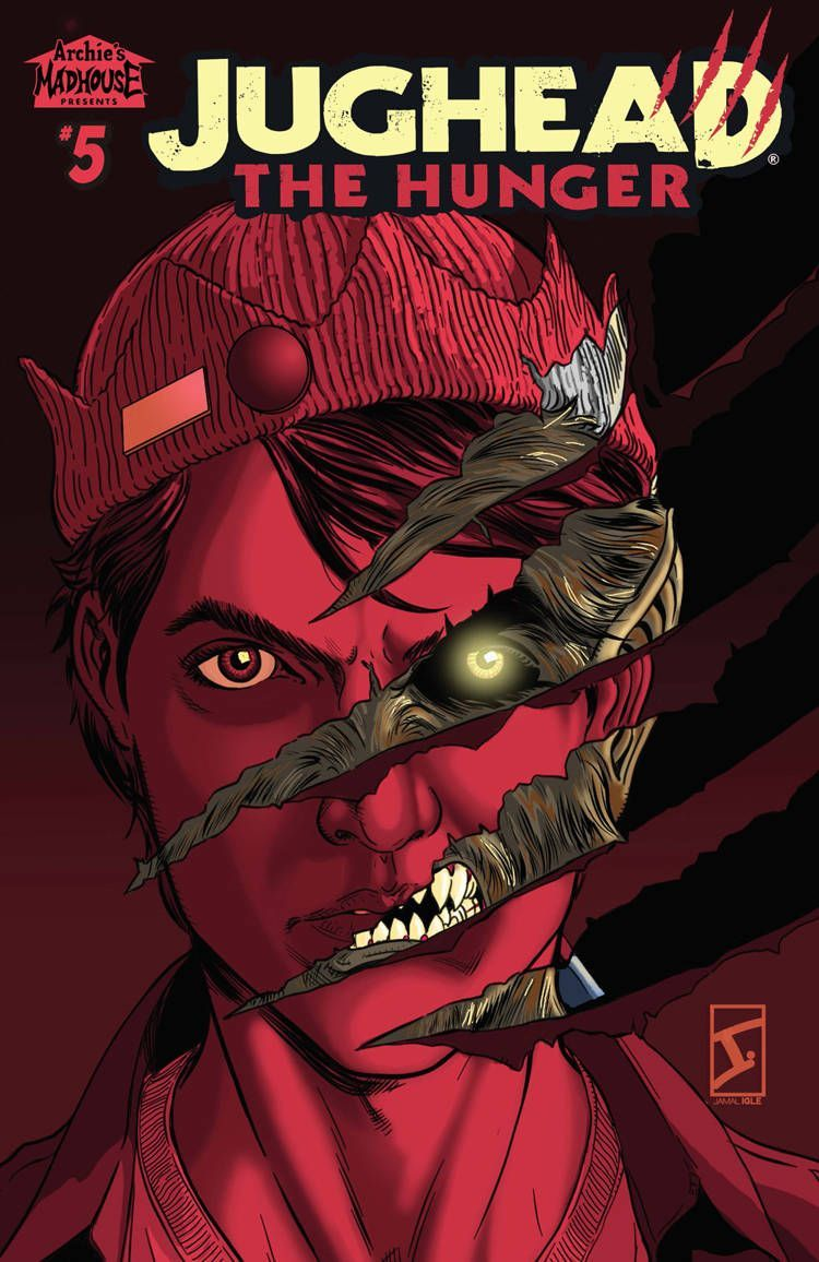 Jughead The Hunger 5 04