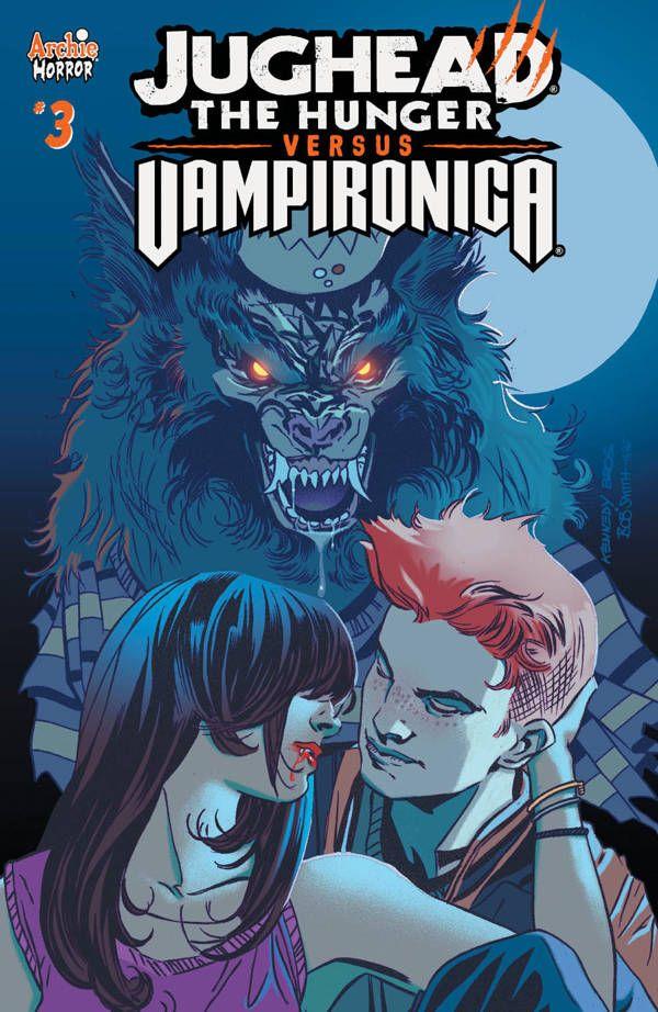 Jughead Hunger Vs Vampironica 3 00