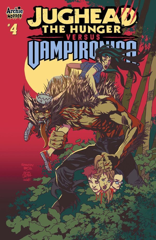 Jughead The Hunger Vs Vampironica 4 00