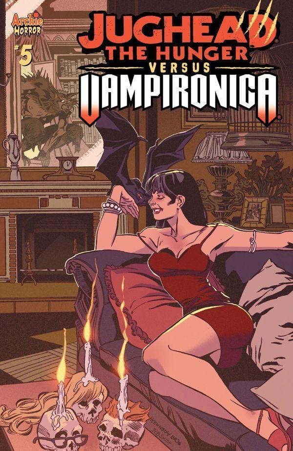 Jughead Hunger Vs Vampironica 5 00