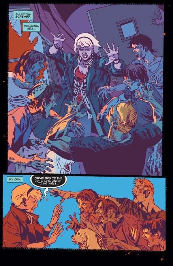 Jughead Hunger Vs Vampironica 5 02