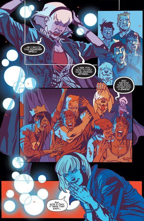 Jughead Hunger Vs Vampironica 5 03