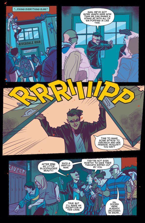 Jughead Hunger Vs Vampironica 5 04